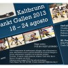 Stage hockey in Svizzera 2013